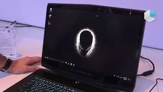 DELL Alienware M17 with Nvidia Geforce RTX