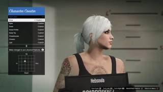 (RE-UPLOAD) Cute Female Character Creation Tutorial | GTA V Online