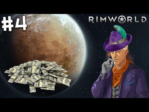 The Rimworld Really Rich Randy Random Challenge - The Ballad Of Zippy's Mum #4