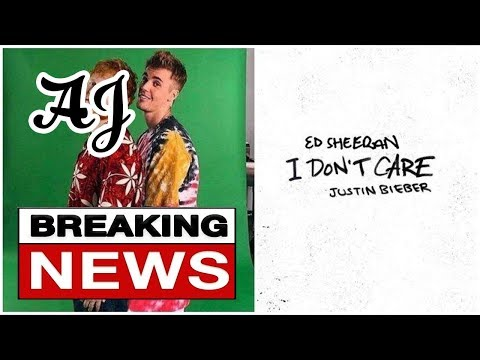 Download Lagu MP3 I Don't Care Ed Sheeran Dan Justin Bieber, Lengkap Dengan Lirik & Terjemahannya...