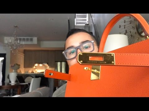 hermes replica bags for sale - HERMES Bag Haul/Reveal** - HERMES 32cm \u0026#39;FEU\u0026#39; Orange Epsom Leather ...