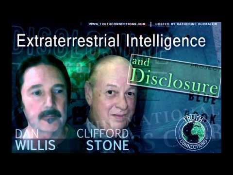 Truth Connections: Dan Willis and Clifford Stone | Extraterrestrial Intelligence and Disclosure