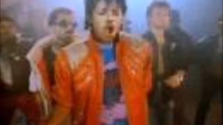 MJの「Beat it」です。