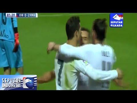 Bale & Ronaldo Cetak Gol Kemenangan Madrid [Sindo Pagi] [30 Nov 2015]