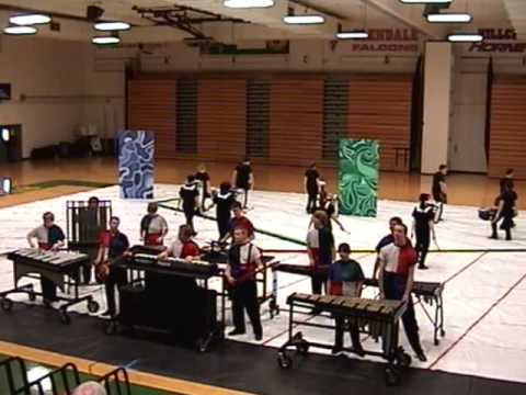 Marshfield High School Winter Drumline 2/19/2011