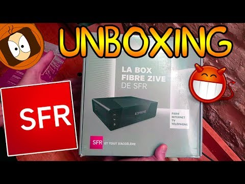 UNBOXING DU DIABLE : BOX THD 4K DE SFR