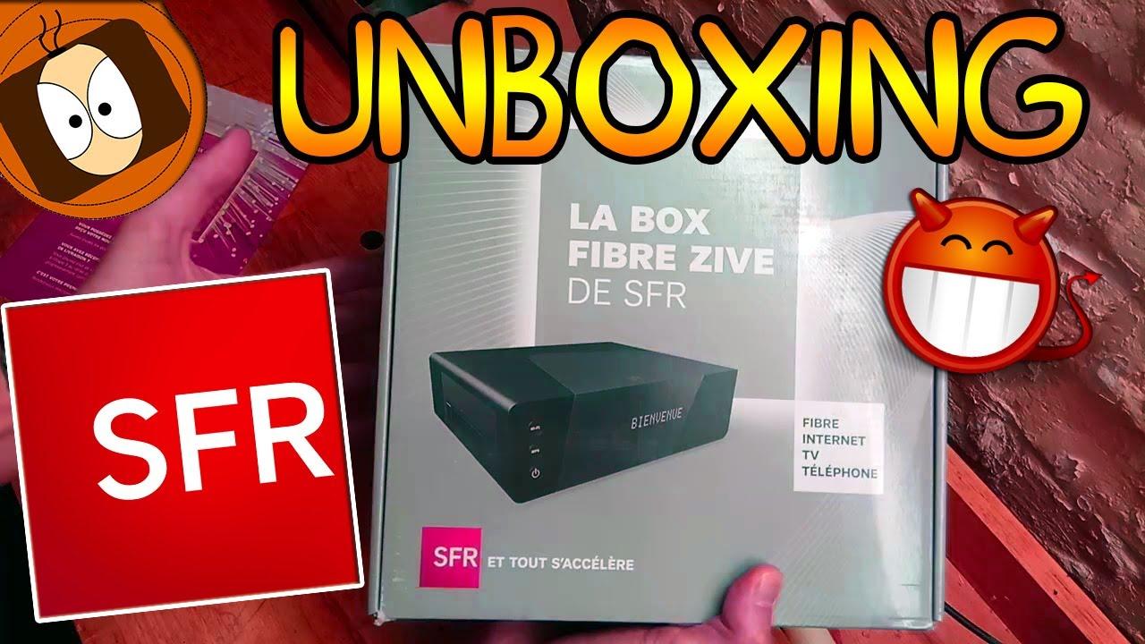Unboxing Du Diable Box Thd 4k De Sfr