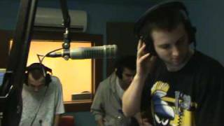 Iscream, DTC, Plastic Riders live radio freestyle pt. 1