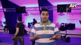 AntiHype prueba las PlayStation VR en la MGW2015