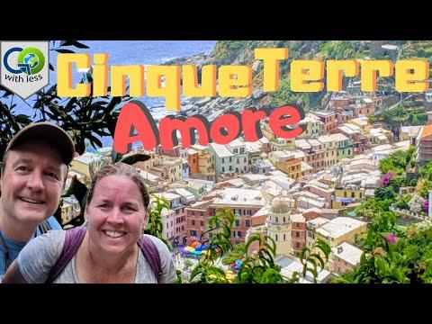 Cinque Terre - Monterosso, Vernazza, Corniglia, Manarola, Riomaggiore