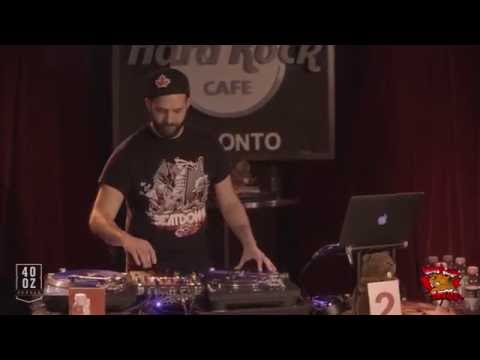 5 years of DJ Vekked in 1 routine