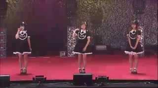 2015.08.29に横浜アリーナで開催された@JAM EXPO 2015の ストロベリース...