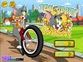 Tom and Jerry Sunday: Bike Racing - #GameCollection 2