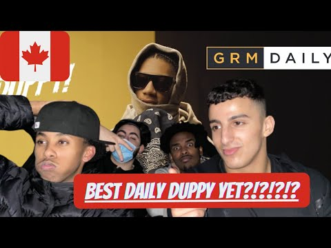 MADNESS!!! | Digga D – Daily Duppy | GRM Daily *CANADIAN REACTION*