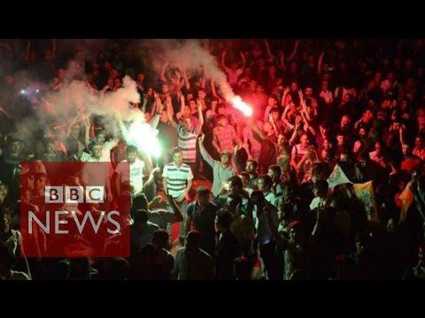 Turkey election: AKP party loses parliamentary majority - BBC News