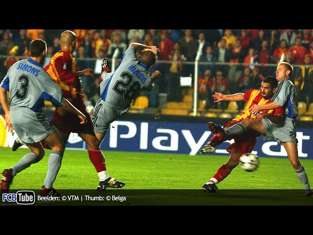 2002-2003 - Champions League - 07. Groep H Match 3 - Galatasaray - Club Brugge 0-0