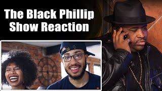 If your girlfriend left, what would you miss?  Patrice O'neal Black Phillip show reaction