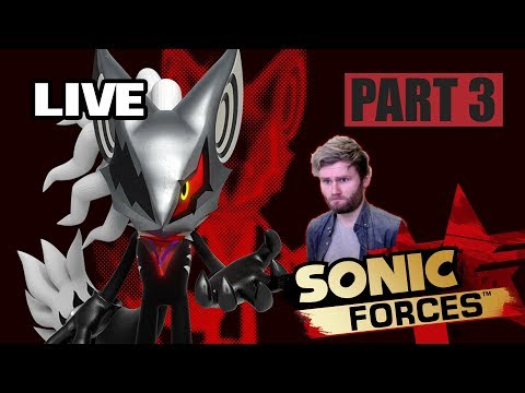 Sonic Forces Walkthrough Gameplay - Finale!! (Stages 18 - 30)