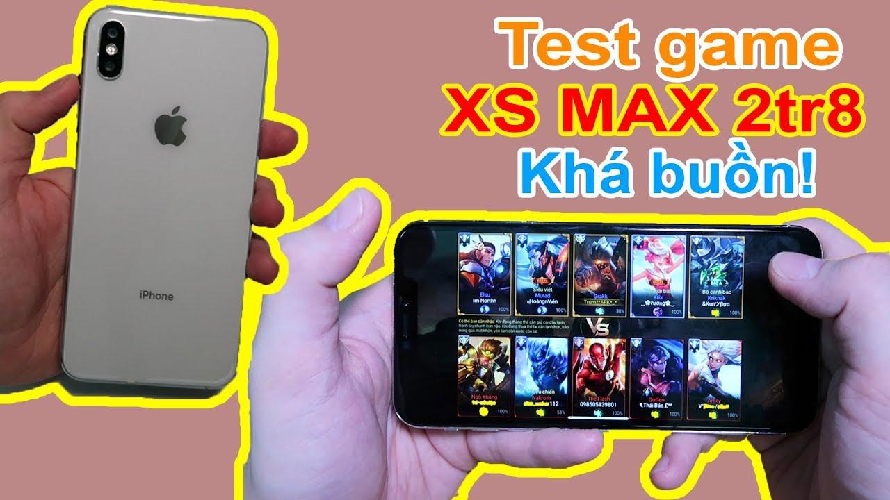 Mua ở đâu iPhone XS – XS MAX uy tín và