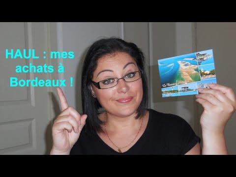 HAUL : ENOOOOOORME haul Bordeaux !!! (Mode, soins, beauté, maison...)