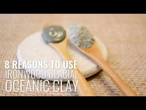 8 Reasons to Use Glacial Oceanic Clay