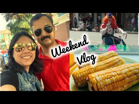 Weekend Vlog - Canada Ka Parade & Lots Of Food -  Indian Mom Vlogger In Canada