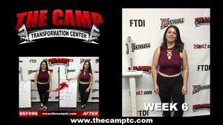 Northridge Weight Loss Fitness 6 Week Challenge Results - May S.