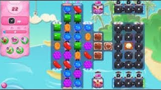 Candy Crush Saga Level 3463 No Boosters