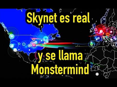 Skynet es real y se llama Monstermind