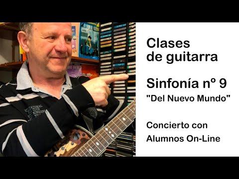 """Sinfonía nº9 """"Del Nuevo Mundo"""" tocada por riberos"""