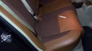 Модельные чехлы на сиденья Audi A4 B7, чехлы на ауди а4, Cobra