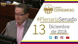 Transmisión en directo de Canal Congreso Colombia