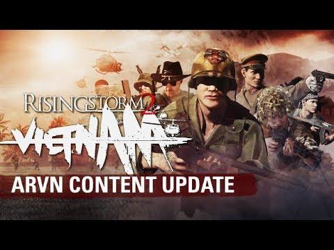 Rising Storm 2: Vietnam - ARVN Update Launch Trailer