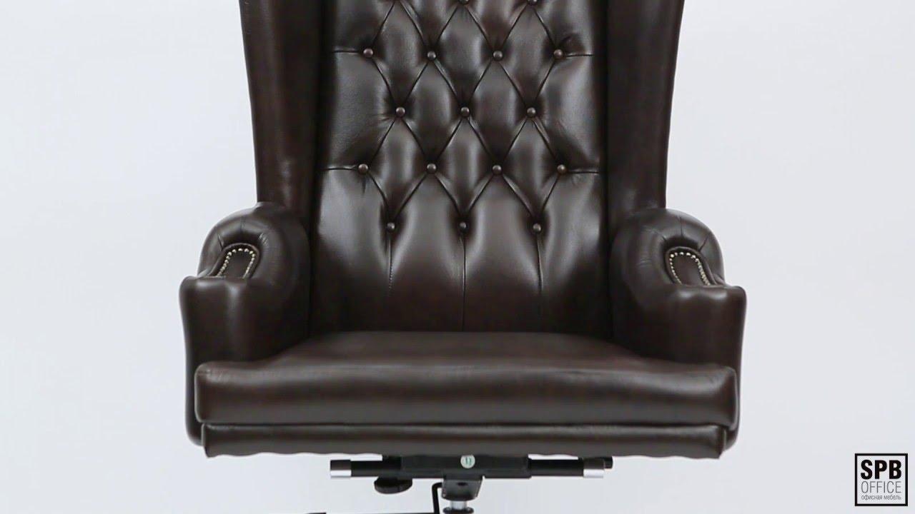 Геймерское кресло VR Racer - YouTube
