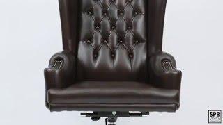 Обзор кресла руководителя Челлини Директория(Классическое кожаное кресло премиум-сегмента Челлини безусловная вершина эволюции офисных кресел. Особая..., 2016-03-29T08:38:31.000Z)