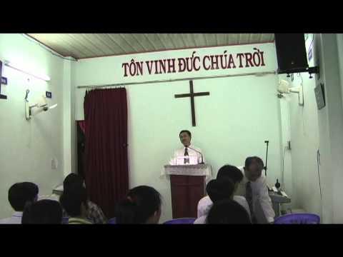 HỘI THÁNH TIN LÀNH VIỆT NAM  - Thầy Hoàng Phi  - SỰ SỐ NG CHÚA BAN - DVD 4 - 12/6/2011