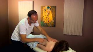 ASMR Back Massage for Relaxation