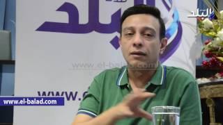 بالفيديو.. محمد عبدالحافظ: شخصية 'عصام النمر' منتشرة