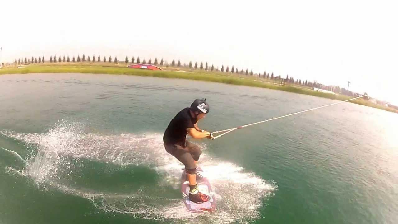 Thai wake board