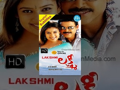 Lakshmi Telugu Full Movie || Venkatesh,...
