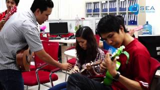 Ukulele Siêu Cấp Tốc - SEA Guitar