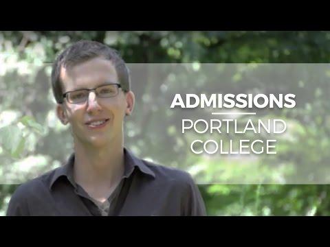 Portland College Admissions
