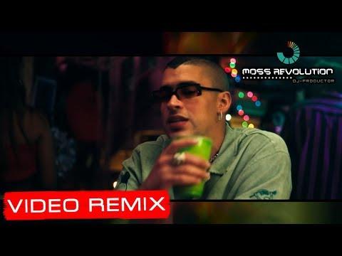 Bad Bunny - Callaíta [Dj Moss Revolution] (Video Remix)