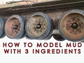 How to model mud with just THREE ingredients