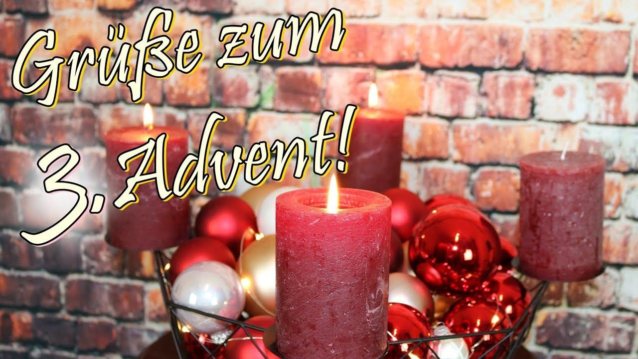 3 Advent Bilder Whatsapp Advent2019