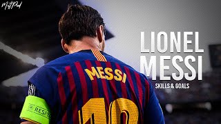 Lionel Messi - Skills  Goals 2019 - HD