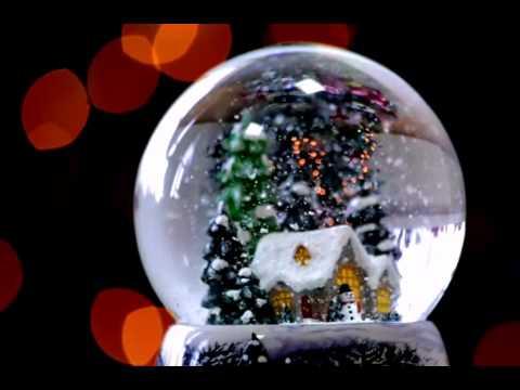 шар со снегом внутри