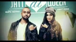 Jatt Di Queen Dhol Mix Gulz Sehra Lahoria Production