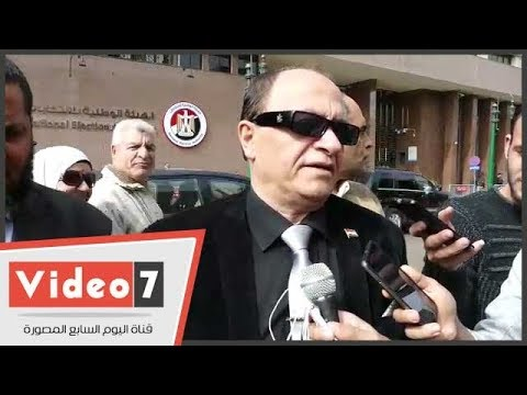 مواطن يعلن ترشحه للانتخابات الرئاسية: -القضاء على البطالة ينهى أزمة التحرش-  - نشر قبل 10 ساعة