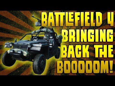 Battlefield 4 - Bringing Back the Boom! (Jihad Jeep Trolling)